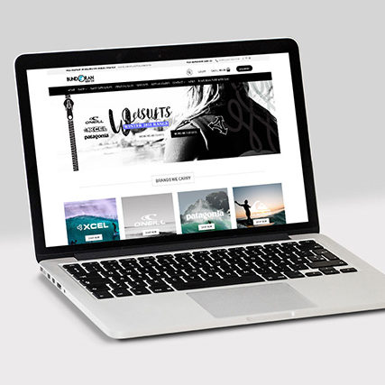 website design wireless planet