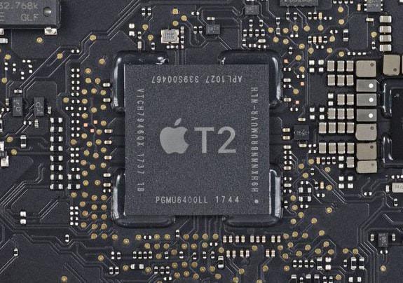 Mac T2 repair